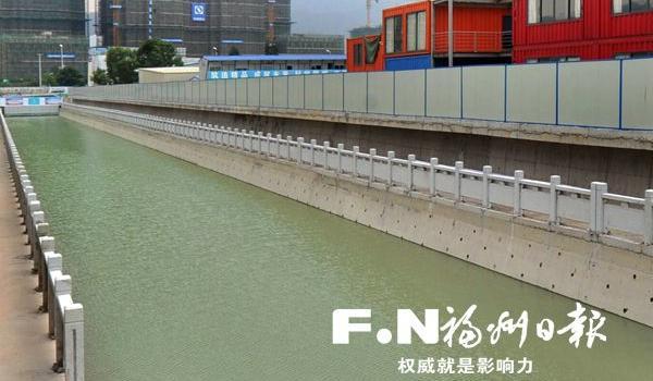 """截污造景""""双管齐下"""" 福州浦东河沿岸将建6个串珠公园"""