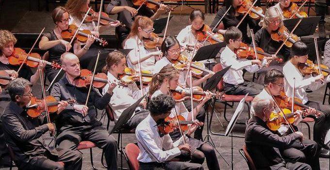 交响音乐会《黄河》预热新西兰2018年中国文创周