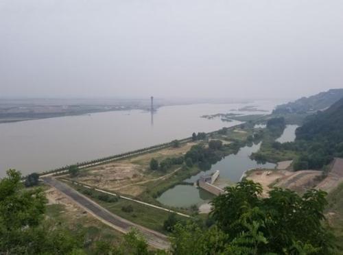 让黄河下淌过长江水 穿黄工程做到了!