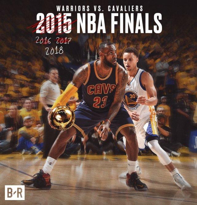 NBA总决赛前夕预测 2018NBA总决赛最新赛程