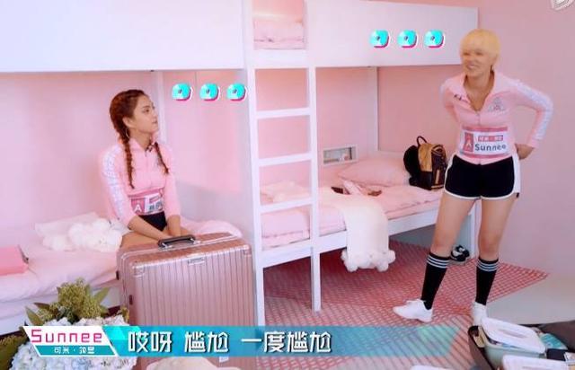 于美红热依娜淘汰后发文力挺sunnee:她很单纯也很爱舞台!