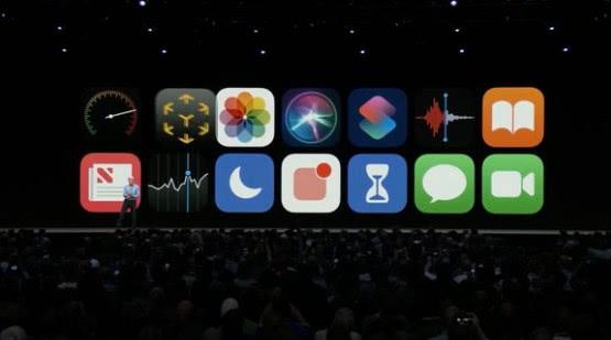 苹果ios12系统最新发布:流畅度提升70%!iphone6有救了?