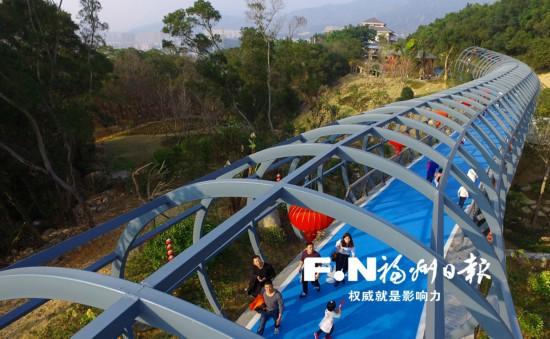 一位市民眼里的长乐南山生态变迁路:垃圾场采石场转眼变森林浴场