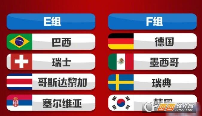2018俄罗斯世界杯赛程分组北京时间 2018世界杯赛程国家分组一览(2)
