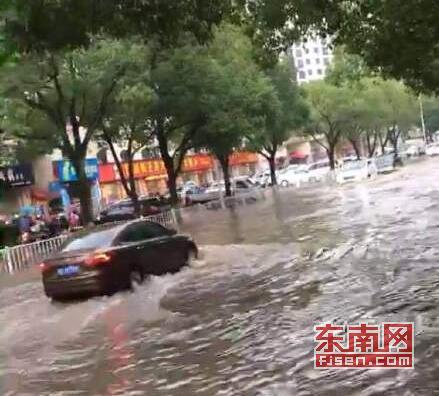 三明永安持续暴雨现山体滑坡险情 造成直接经济损失约871万元