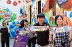 海峡论坛首届创意涂鸦大奖赛在集美大社落下帷幕