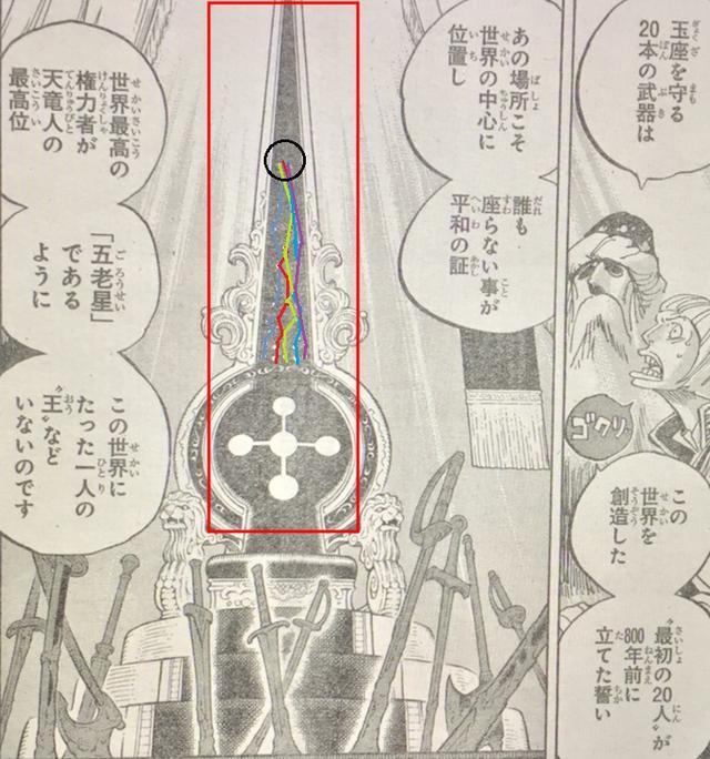 海贼王漫画907话:找了800年的ONEPIECE终于出现 漫画即将完结?