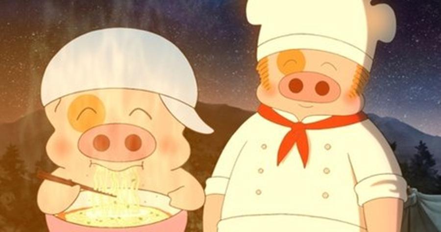 童年动漫中的七只小猪盘点 这只猪曾经比佩奇还要火