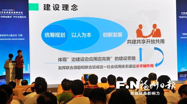 中国城市信用建设高峰论坛落幕