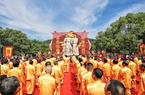 开漳圣王文化节:两岸千名开漳后裔共祭开漳圣王