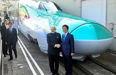 采用新干线模式的印度首条高铁工程要推迟?