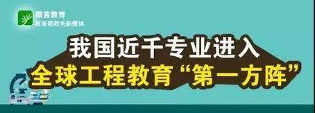 """福建25个工科专业进入全球工程教育""""第一方阵"""""""