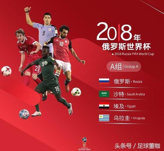 2018世界杯赛程表 揭幕战俄罗斯VS沙特阿拉伯前瞻结果预测