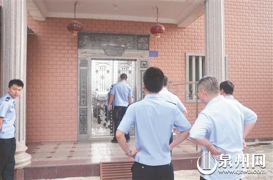 """泉州洛江法院执行行动 突击七名""""老赖"""" 两人当即还款"""