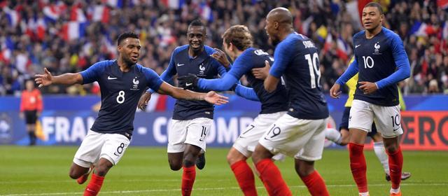 2018世界杯整个赛程预测 法国VS阿根廷打决赛