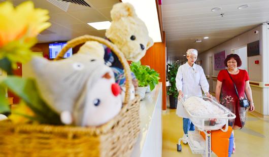 福州:打造智慧医院 完善全程生育服务链