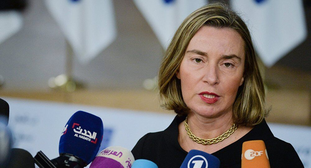 伊核协议引关注 欧盟外长:不能低估协议破裂风险