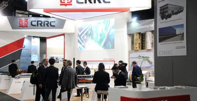 2018年非洲铁路展览会在南非举办