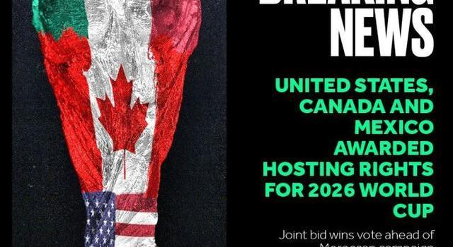 2026年北美三国办世界杯 扩军48支,国足的机会终于来了