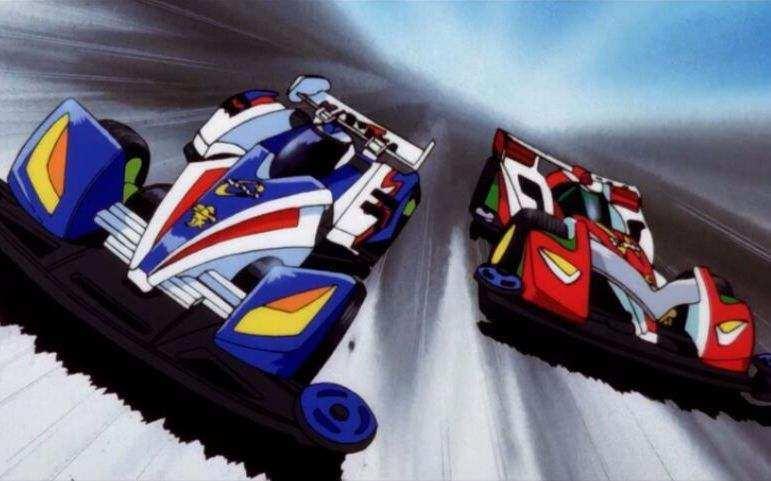 盘点《四驱兄弟》中最受欢迎的五台车,你们小时候买过哪一台?