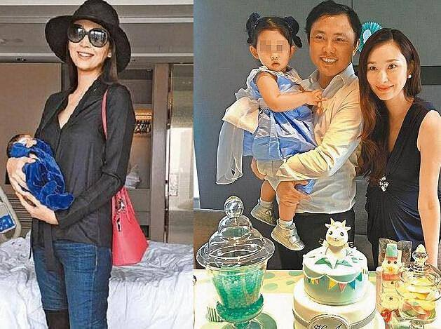 吴佩慈纪晓波为三胎儿子过生日 网友:还没结?