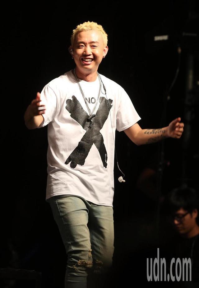 GAI登台湾演唱,嗨爆全场