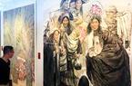 """""""墨香诏安""""中国画作品展开幕 238幅国画精品亮相"""