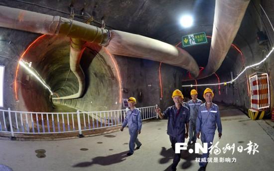 福州地铁6号线全部站点均已开工 6台盾构加速掘进