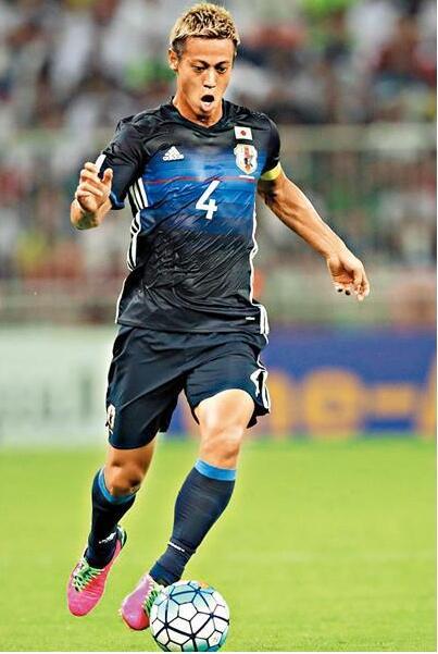 世界杯日本对哥伦比亚比分预测 上届分组赛对垒曾1比4惨负