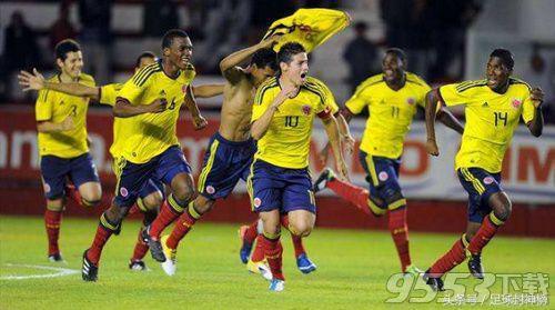 2018世界杯哥伦比亚vs日本比分预测 哥伦比亚