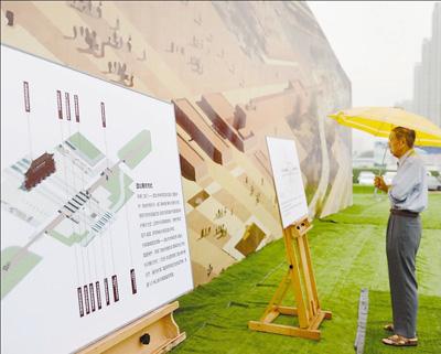 ca88亚洲城手机版下载_西安启动唐长安城明德门遗址保护工程