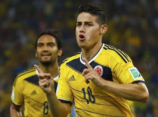 2018世界杯哥伦比亚VS日本前瞻:J罗遭重创 日