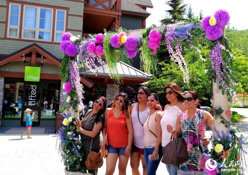加拿大蓝山度假村,综合型休闲首选地