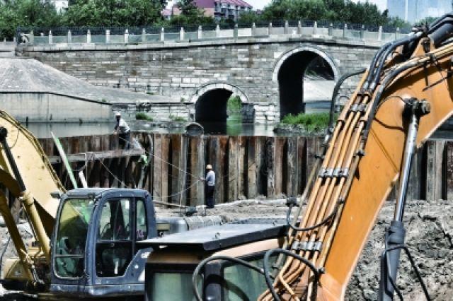 年近600岁八里桥将退休 修缮后古桥将不再行驶机动车