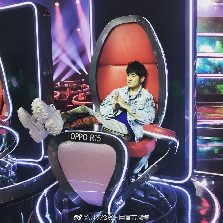 中国新歌声第三季启动 谢霆锋周杰伦庾澄庆加盟