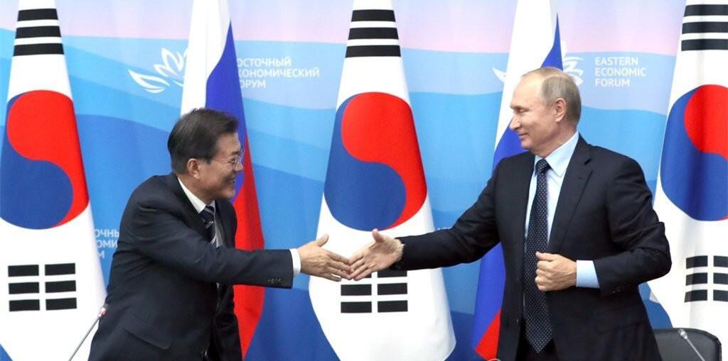 文在寅启程赴俄为看世界杯?期待韩国与俄罗斯队在四强赛见