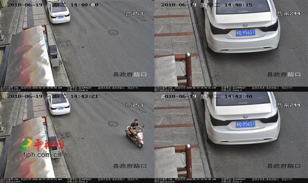 刚刚!漳州平和交警曝光违法车辆,有你的爱车吗…