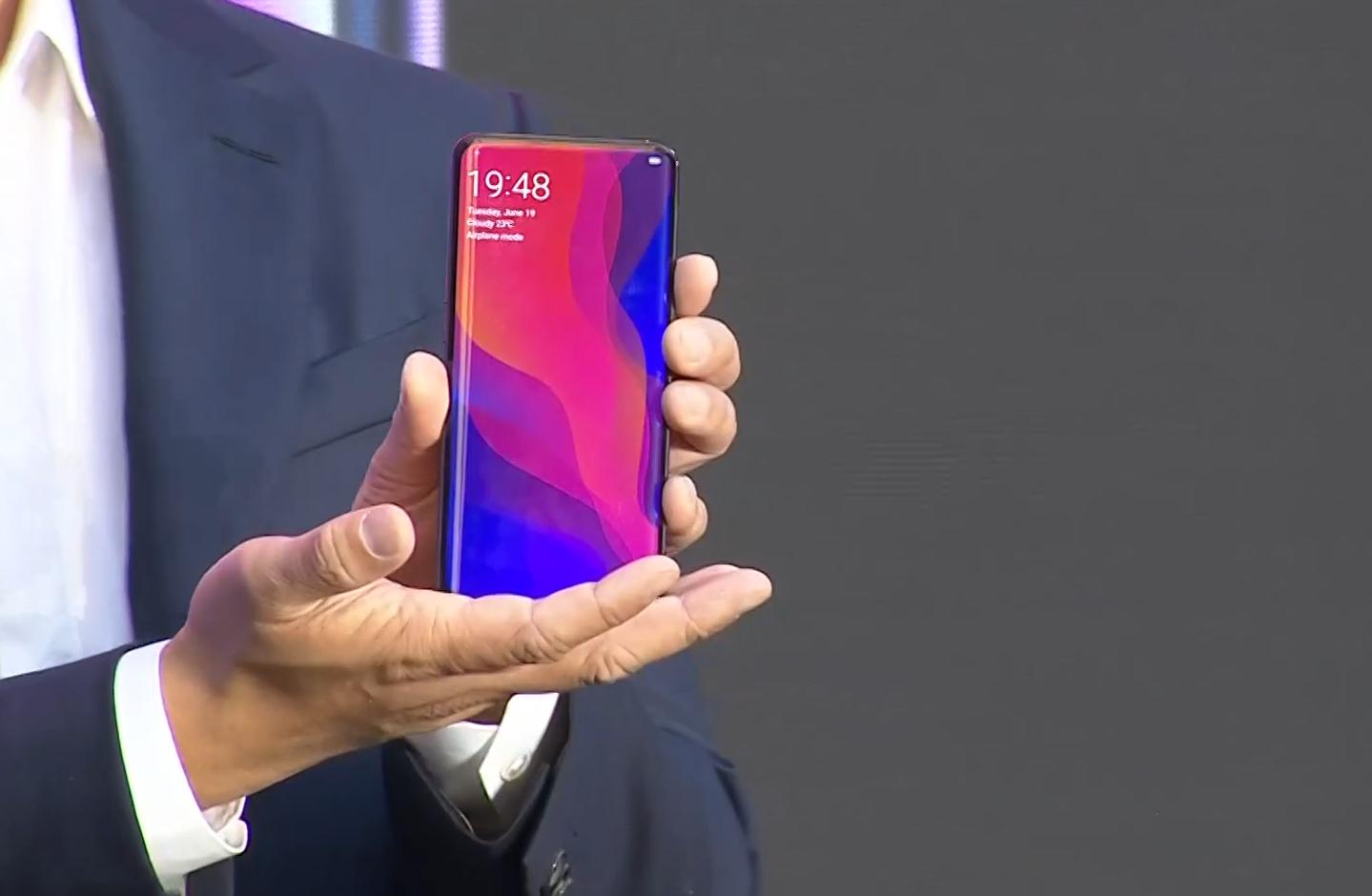 OPPO Find X正式发布!号称世上屏占比最高的手机 Find X功能介绍