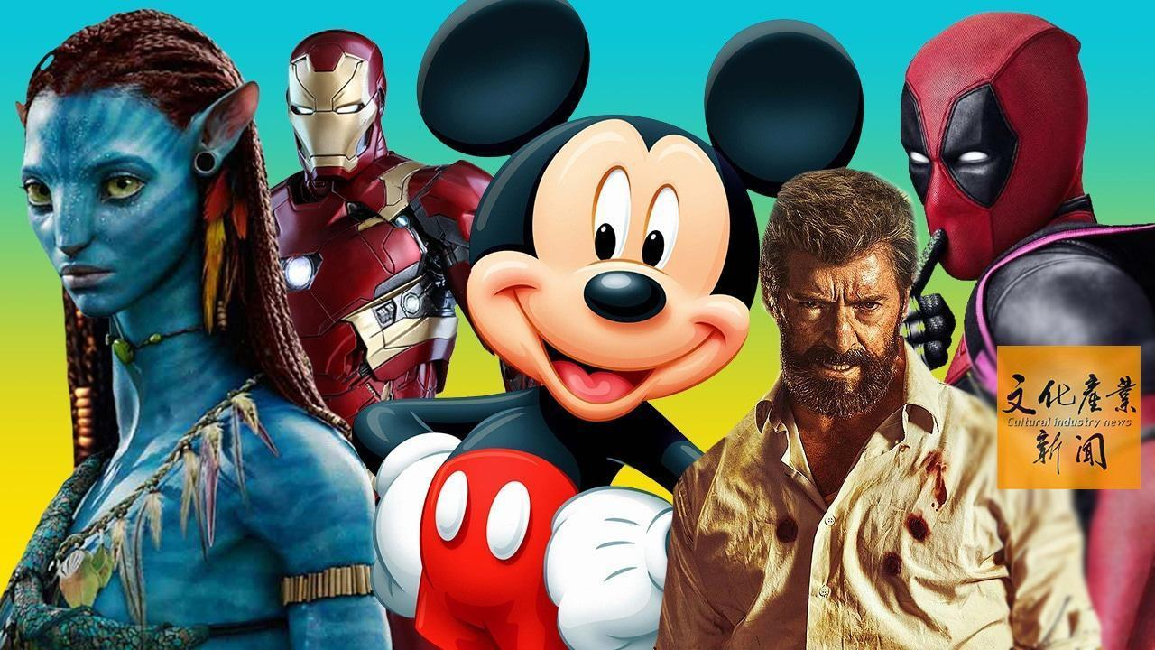 迪士尼851亿美元收购福克斯?死侍屠杀漫威宇宙或成真
