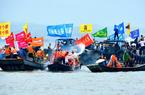 ca88亚洲城手机版下载_闽台对渡海上泼水 两岸青年欢庆端午