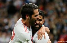 世界杯西班牙VS摩洛哥预测:对攻战中西班牙力压摩洛哥