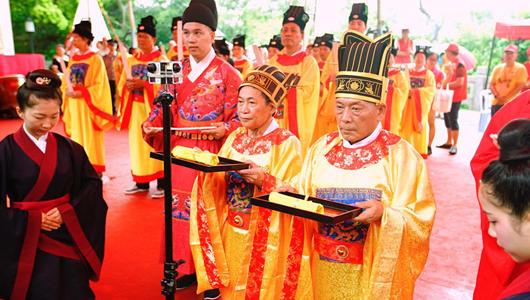 厦门思明区举办2018海峡两岸郑成功文化节