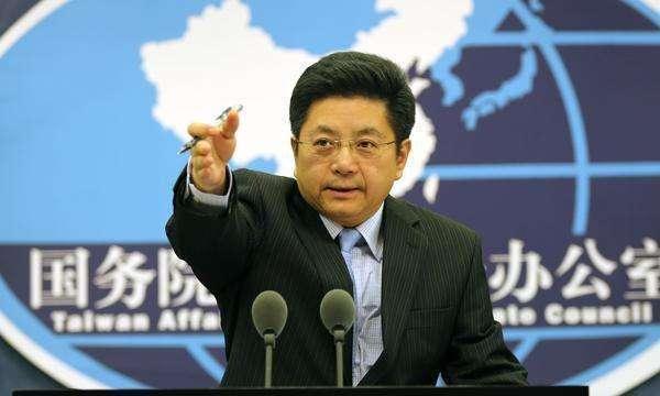 台湾人对大陆好感度超反感度 国台办:趋势会发展
