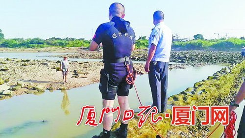 与小伙伴相约玩水13岁男孩被冲下水坝 找到时已无生命迹象