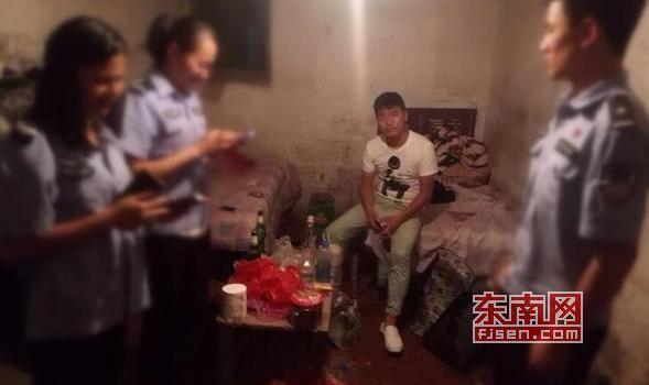 莆田涵江:男子用假身份证租房 被网格员识破
