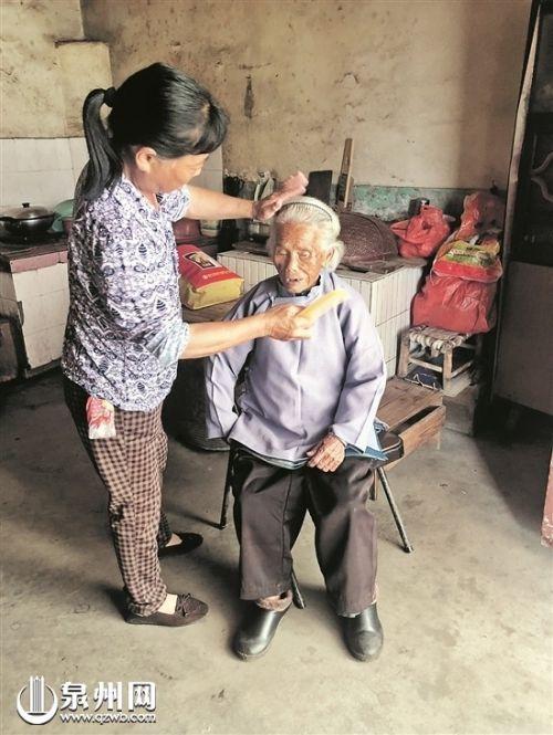 永春敬老院负责人苏丽珠:31年如一日 照顾17位孤寡老人