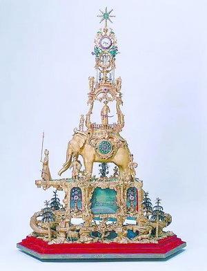 鼓浪屿上的老物件:这座钟来自紫禁城 颜值高且动听