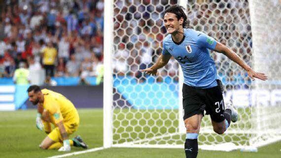 2018世界杯法国VS乌拉圭比分首发预测 法国VS乌拉圭历史战绩