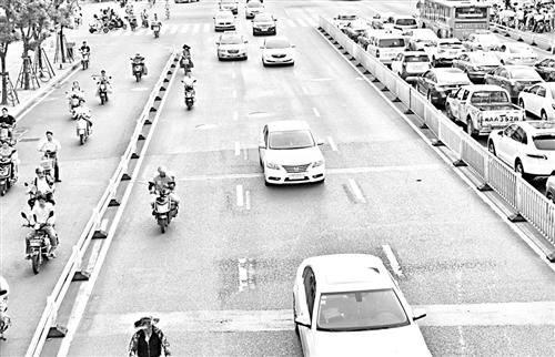 福州开始修订电动车管理办法