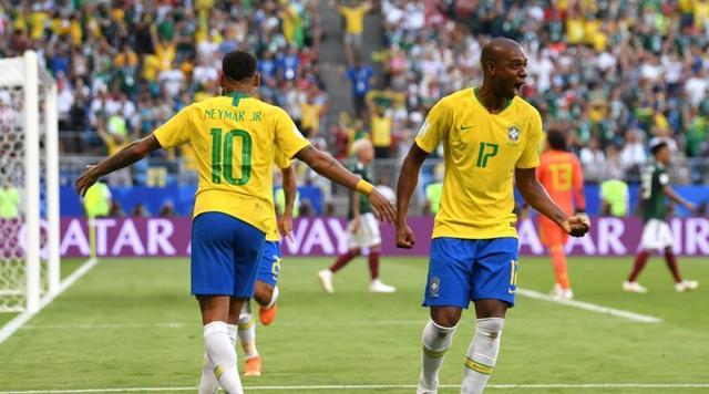 2018世界杯巴西vs比利时1/4决赛谁会进入四强?两队比分预测分析